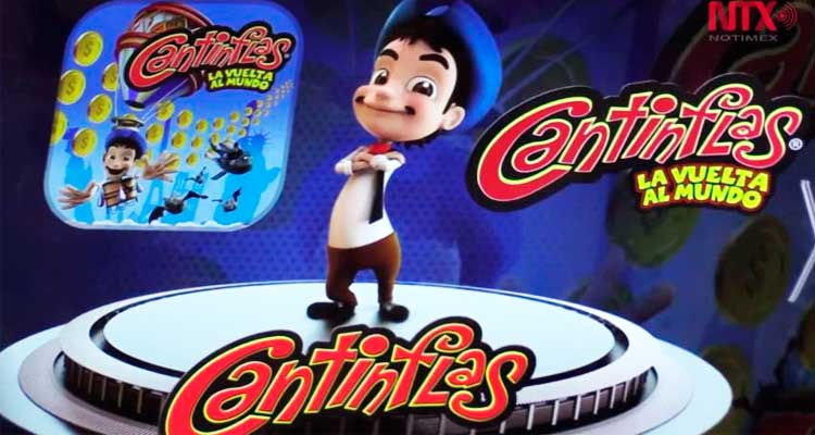 Videojuego cantinflas