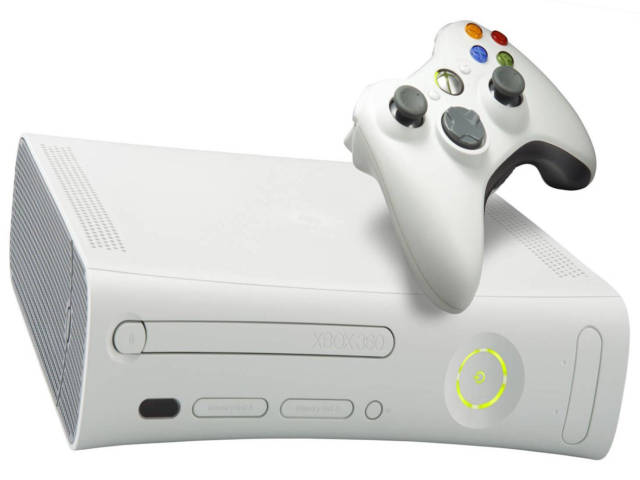 Xbox 360 color blanco