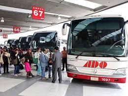 ADO autobuses anuncia su venta de boletos por clickbus.