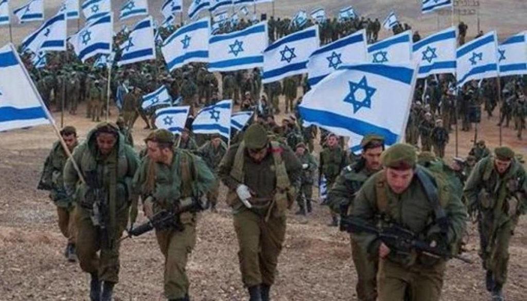 Israel listo para la guerra más grande de la historia