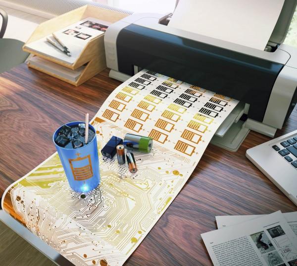 impresora de sobremesa hackeada logra imprimir baterías y circuitos eléctricos