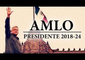 ANDRES MANUEL LOPEZ OBRADOR PRESIDENTE DE MEXICO.